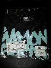 Diamond Supply Co x DGK tee XL black shirt sealed