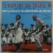 Michel Legrand 45 tours Empire du soleil