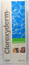 Clorexyderm Shampoo - Lösung 250ml Flasche Pflege Spülung / 100ml = 7,48€