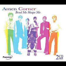 NEW~Bend Me, Shape Me by Amen Corner (CD, 04 2 discs) ~free ship us!