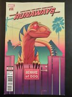 RUNAWAYS #14 (2018 MARVEL Comics) ~ VF/NM Comic Book