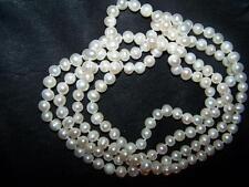 Halsketten und Anhänger mit echten QVC Perlen