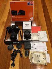 Sony a350 Digital SRL Camera As New