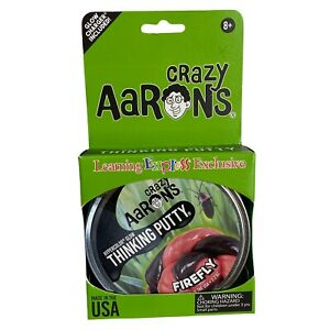 Firefly Aaron's Crazy Thinking Putty Hypercolor Glow