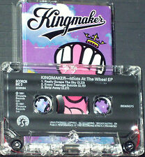 Kingmaker ‎Idiots At The Wheel EP CASSETTE EP Chrysalis ‎SCORCH MC3, 3238094 3T