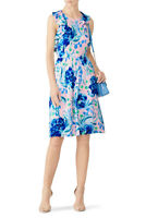 Lilly Pulitzer Women's Rory Dress Pink Tropics Sweet Pea NWT $178 Size 4, 00