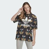 New Adidas Originals 2020 ALL OVER Print Tshirt floral Multicolor Style FL4053