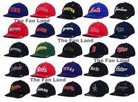 New MLB Nike Vapor Swoosh Dri-FIT Technology Mens Flex Fit Cap Hat