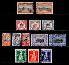 URUGUAY: 1909 - 25 CLASSIC ERA STAMP COLLECTION UNUSED SETS