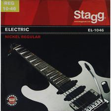 Jeux de 6 Cordes Guitare ELECTRIQUE en Acier Nikele