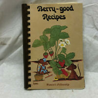 Cookbook Berry-Good Recipes Women's Fellowship Emmanuel United Church of Christ