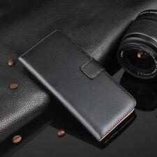 For LG V30 V20 Q6 G5 G6 K4 K8 K10 2018 Genuine Leather Wallet Flip case Cover