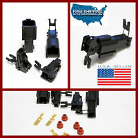 HID HARNESS KET SOCKET PLUG CONNECTOR REPAIR Replacement female and male plugs