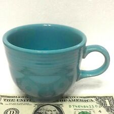 Turquoise Fiesta Coffee Cup 1988-Still Available Marked (See Pictures)