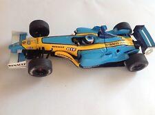 Scalextric Renault Formel 1 Nr. 7 Rennbahnauto