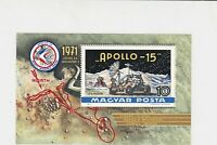 Hungary Space Exploration Mint Never Hinged Stamp Sheet ref R17723