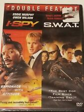 I-Spy / S.W.A.T. (Full Screen) (2-DVD) FREE SHIPPING!!
