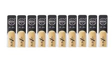 Tenor Saxophone Reeds Bamboo Riyin 2.5 Size Box of 10 Sax Reeds Chip 212 B