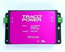 TRACO POWER TPM 33105C Switch Mode Alimentazione (SMP) 100-240VAC a 5V DC a 6A