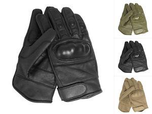 Mil-Tec Tactical Gloves Schutzhandschuhe Security Sicherheitshandschuhe S-XXL