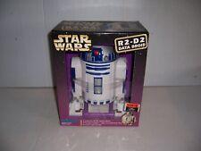 1997 Star Wars R2-D2 Data Droid Cassette Tape Player W/ Sound Effects NIB