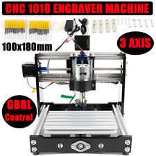 1018 Engraver Cnc Router Pcb Wood Desktop Diy Mini Engraving Milling Machine
