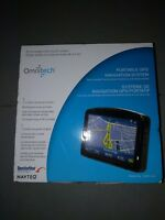 Brand New Omnitech GPS Model No 16878-US Automotive Mountable, Free Shipping