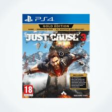 JUST CAUSE 3 - GOLD EDITION sur PS4 / Neuf / Sous Blister