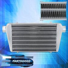 "Performance Aluminum Tube & Fin Turbo Intercooler 24""X11""X3"" For Honda Acura"