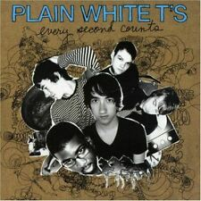 Every Second Counts [Audio CD] Plain White T's