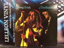 Cheap Trick Budokan Lp Vinilo en el álbum EPC86083 A1/B2 rock años 70