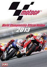 MotoGP 2013 DVD. MARC MARQUEZ. WORLD CHAMPIONSHIP REVIEW. 215 MINS.  DUKE 1784NV