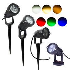 9W 12W 15W Waterproof LED Flood Light Spotlight Landscape Garden Patio Yard Lamp