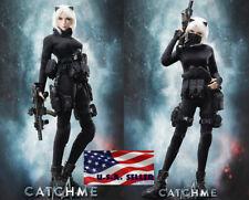 VERYCOOL 1/6 Cat Girl Assassin Series Catch Me Female Figure Set VCF-2033A ❶USA❶
