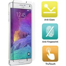 Samsung Galaxy Note 4 - Anti-Glare Screen Protector Matte Anti-Fingerprint LCD