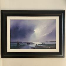 """Barry Hilton Limited Edition Print """"Violet Dawn"""" & certificate of authenticity"""