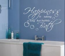 Unbranded Small Words & Phrases Wall Stickers