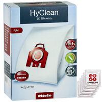MIELE FJM Bags Genuine 3D HyClean Vacuum x4 S6210 S6220 S6240 S6290 S4000 S4812
