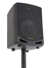 Karaokemaschine POWER5-BT Akku Bluetooth Lautsprecher Mobile Konferenz Party