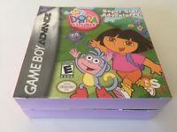 Dora the Explorer: Super Star Adventures (Nintendo Game Boy Advance, 2004) NEW