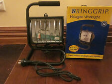 RINGRIP 500W PORTABLE WORKLIGHT WITH HANDLE BRAND NEW