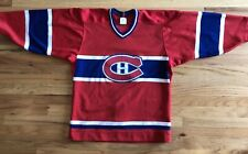 1990 Montreal Canadiens Ultrafil Authentic NHL Hockey Jersey