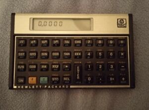 HP 15C Hewlett Packard Calculator in Great Working Condition