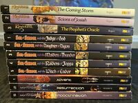 Zondervan Bible Christian Manga Graphic Novels Lot of 11 Son of Samson VGC!