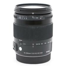 New SIGMA 18-200mm f/3.5-6.3 DC Macro OS HSM Contemporary Lens for CANON EF-S
