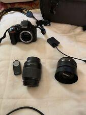 Nikon D5500 Bundle
