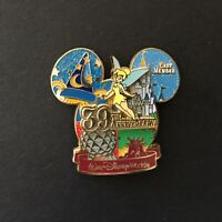 WDW 39th Anniversary with Tinker Bell Cast Member RARE HTF LE Disney Pin 81276
