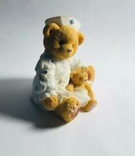 Nurses Cherished Teddies Laura Friendshp Makes it all Better 1996