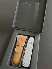 Victorinox Alox Cadet silber aus 5 Color, auf 6000 Stück limitiert. 2012! Neu!