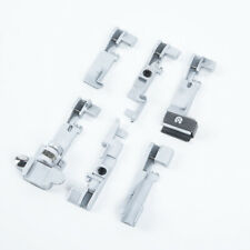 Kit de prensatelas de 7 piezas de overlock incluye tanza